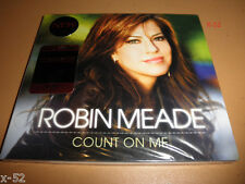 ROBIN MEADE cd Count On Me KENNY LOGGINS Gary Burr KEB MO Blue Sky Riders HLN