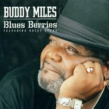 Blues Berries Buddy Miles - Brand New & Sealed- Fast Ship! CD/BOX-106/6