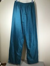 "Stearns Dry Wear Pants XXL Green Inseam 32"" Leg Opening 11"""