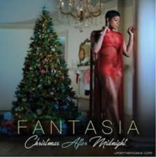 FANTASIA-CHRISTMAS AFTER MIDNIGHT CD NEW