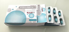AMOXI FISH A MOX 500 mg 100 Capsule BLISTER PACK Aquarium TREATMENT ANTIBIOTIC