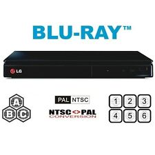 LG Zone A B C Region 1 2 3 4 5 6 0 Blu Ray DVD Player