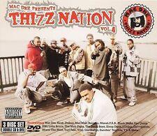 Mac Dre Presents : Thizz Nation, Vol. 4 CD