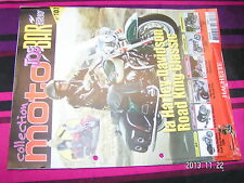 Fascicule Moto Joe Bar Team n°107 Harley Road King Motobecane 125 LT1