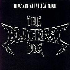 The Blackest Box  METALLICA Tribute[Slipcase] (CD, Sep-2007, 2 Discs, Cleopatra)