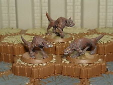 Wolves of Badru - Heroscape - Wave 8- Defenders of Kinsland- Free Ship Available
