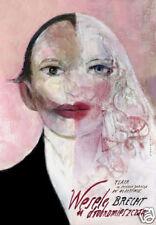 A Respectable Wedding. Brecht. Sadowski. Polish Poster