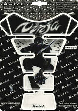 Keiti Protector de la etiqueta engomada de la Almohadilla De Tanque De Motocicleta Universal | Kawasaki y Ninja TKW501C