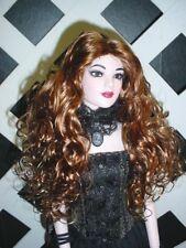 "Doll Wig, Monique Gold ""Ginger"" Size 4/5 in Golden Auburn / Golden Strawberry"