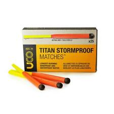 UCO TITAN XL STORMPROOF WATERPROOF SURVIVAL MATCHES FIRELIGHTING BUSHCRAFT EDC