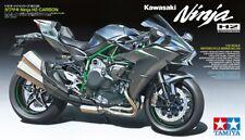 Tamiya 14136 1/12 Scale Sport Bike Motorcycle Model Kit Kawasaki Ninja H2 Carbon