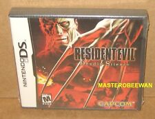Resident Evil: Deadly Silence New Sealed (Nintendo DS, 2006)