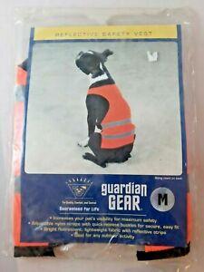 Reflective Orange Hunting safety DOG Vest Guardian Gear BEAGLE CORGI Size MEDIUM
