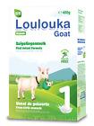 Loulouka Organic Stage 1 and 2 Goats Milk Formula, 400g