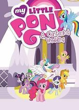 My Little Pony: A Canterlot Wedding-ExLibrary