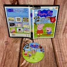 Pc Cd Rom Game Peppa Pig Puddles Of Fun video games 8 new fun games activities