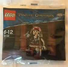 LEGO Pirates of the Caribbean 30132 Captain Jack Sparrow BNIB Sealed