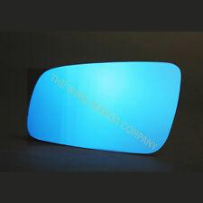 SEAT TOLEDO 1998->2002 PASSENGER/LH SIDE DOOR/WING MIRROR GLASS BLUE CONVEX