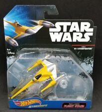 Star Wars Hot Wheels Starships NABOO N-1 STARFIGHTER Episode 1 Die Cast Mattel