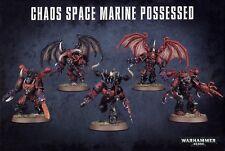 Chaos Space Marine Possessed Warhammer 40K NIB Flipside