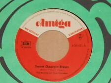 "THE BEATLES MIT TONY SHERIDAN -Sweet Georgia Brown- 7"" 45"
