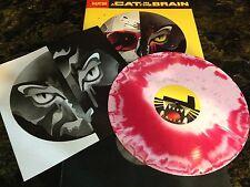 A Cat in the Brain, OST by Fabio Frizzi, Mondo-022, Brain Pattern Red Vinyl RARE