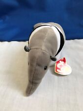 Ty Beanie Baby Rare Ants the Anteater Dob 11-7-1997 Tush Tag Date error New