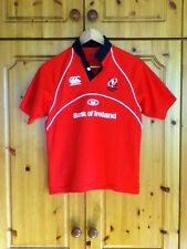 Ulster Rugby Union Away Jersey 2007 to 2009 Children 10 Years Old Canterbury