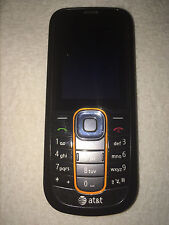 Nokia 2600c Black Very good condition AT&T Network