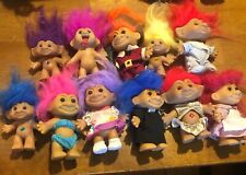 vintage trolls 1990s the entire lot