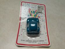 NOS VW VOLKSWAGEN BLUE BEETLE STAPLER FROM 1988 SEALED IN ORIGINAL PACKAGING