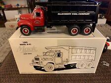 Ten Wheel Dump Truck, 1960 Model B-1, Allegheny Coal Company
