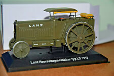 HACHETTE TRACTOR 1:43 LANZ TYPE LD ARTILLERY TRACTOR 1916