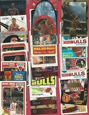 (25) 1970's - 90's Chicago Bulls - Basketball - Lot - Jordan - Pippen - Rodman