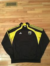 Columbus Crew MLS Adidas Goalie Jersey Men's Size L