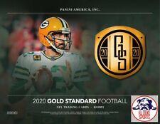 N'Keal Harry 2020 Gold Standard Football Full Case 12Box Break