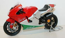Véhicules miniatures rouge pour Ducati 1:12