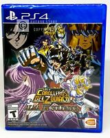 Saint Seiya Soldiers Soul - Los Caballeros Del Zodiaco - PS4 - Brand New