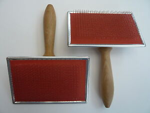 Heidifeathers® British Made Hand Carders (Pair) - For Wool + Silk 72 Point