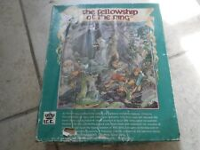The Fellowship of the Ring ICE Unpunched, Unplayed & 100 % Complete