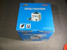 Philmore Variable Transformer Model # 48-1310
