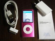 iPod Nano 4. Generation 8GB- Farbe Pink -  in OVP