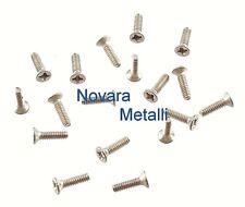 100 microviti Brugola testa cilindrica M2x8 zincate M2 viti modellismo NOVITA/'