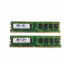 4GB KIT 2 x 2GB Toshiba Satellite A100-309 A100-3112E A100-317 Ram Memory