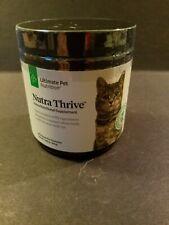 1~ Nutra Thrive Feline Nutritional Cat Supplement - Sealed mfg date 3/29/2019