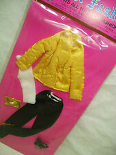 Vtg Barbie Superstar 80s Doll Clothes Hi Fashion Mego Cher Clone Jacket Set Hk