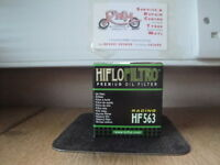 HUSQVARNA TE510 FROM 2008 / 2010 HIFLOFILTRO OIL FILTER  HF563
