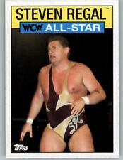 2016 WWE Heritage NWO/WCW All Star #37 Steven Regal