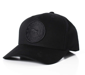 Drover Baseball Cap - Jet Black Ringers Western
