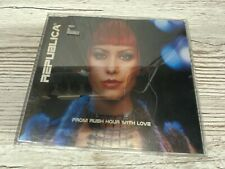 From Rush Hour With Love - Republica CD Single